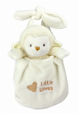 "7"" Kids Preferred ""Special Delivery""Lamby Filled with Wonder Bundle"