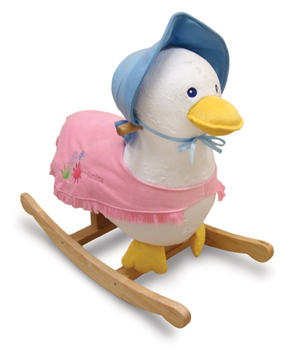 26 Quot Kids Preferred Jemima Puddle Duck Rocker