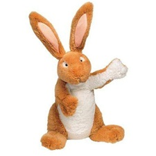 "11"" Kids Preferred Guess How Much I Love You Poseable (Arm & Ears) Nutbrown Hare"