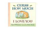 "4"" Kids Preferred Guess How Much I Love You board book"