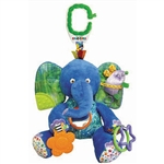 "9"" Kids Preferred Eric Carle Developmental Elephant"