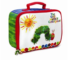 "9"" Kids Preferred EC lunch bag (Very Hungry Caterpillar)"