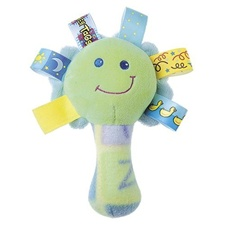 Mary Meyer TAGGIES See Me Rattle Green