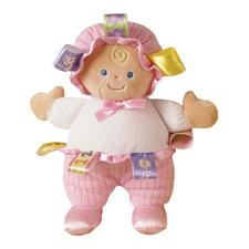 Mary Meyer TAGGIES Baby Doll