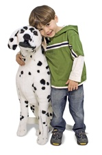 MD2110 2T Melissa & Doug Dalmatian   Plush