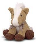Melissa & Doug Meadow Medley Pony- Plush