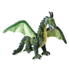 Melissa & Doug Winged Dragon Giant Stuffed Animal