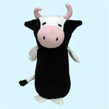 Maggie's Organics Cow- Black