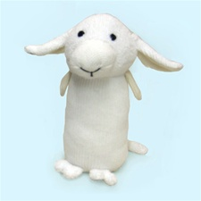 Maggie's Organics Sheep- White