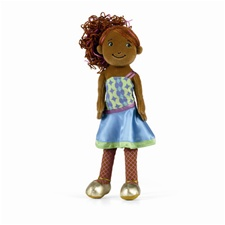 Manhattan Toy Groovy Girls RSVP Latasha (Online Interactive Dolls)
