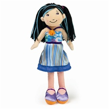 Manhattan Toy Groovy Girls RSVP Dela Doll (Online Interactive Dolls)