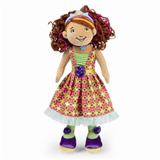 Manhattan Toy Groovy Girls RSVP Darise Collector Doll (Online Interactive Dolls)
