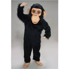 Mask U.S. Chimp Mascot Costume
