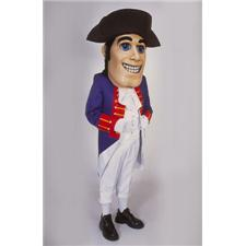 Mask U.S. Patriot Mascot Costume