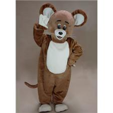 Mask U.S. Brown Mouse Mascot Costume