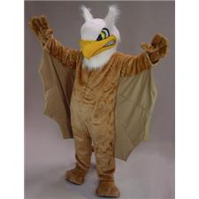 Mask U.S. Griffin Mascot Costume