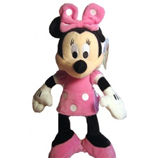 Minnie Mouse 9""