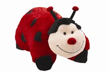 PILLOW PETS - MS. LADY BUG (D)