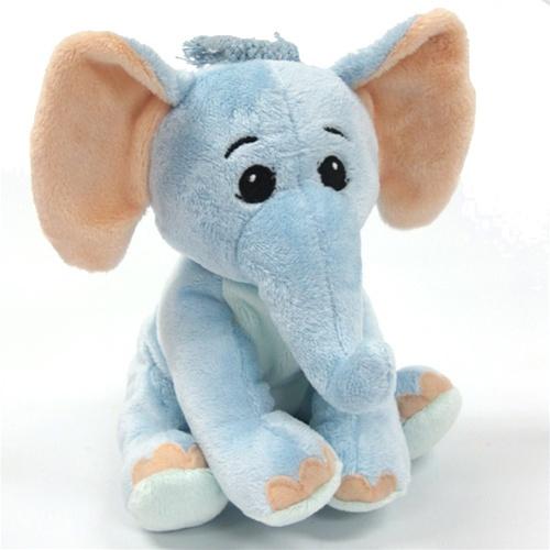 Snuggle safari elephant quot