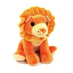 Snuggle Safari Lion 7""