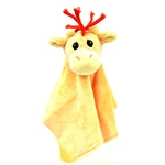 "Snuggle Safari Giraffe 10"" Blanket"