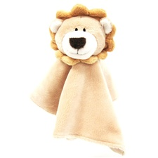 "Noah's Friends 10"" Lion Blanket"