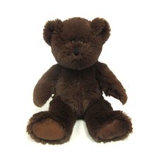 "Bearnard the Bear - Chocolate 8"" Teddy Bear by Beverly Hills Teddy Bear"
