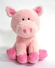 "Noah's Friends 8"" Pig"