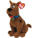 "Ty Beanie Buddies 12"" Warner Bros. Scooby Doo"