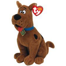 """Ty Beanie Babies 8"""" Scooby Doo Plush Toy"""