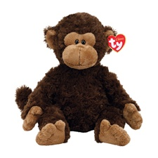 "Ty Classic 12"" Bungle Monkey"