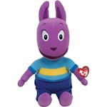 "Ty Beanie Buddies 11"" Nick Jrs. Backyardigans Austin Kangaroo Discontinued"
