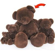 Beverly-Hills-Teddy-Bear-Deluxe-36-Chocolate-Belvedere