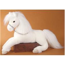 Douglas-22-Floppy-Grace-White-Horse