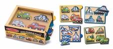 Melissa-Doug-Vehicles-Mini-Puzzle-Pack