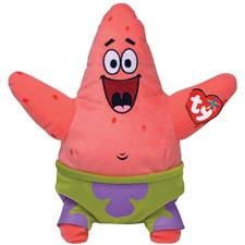 Ty-Beanie-Buddies-12-Spongebobs-Patrick-Star