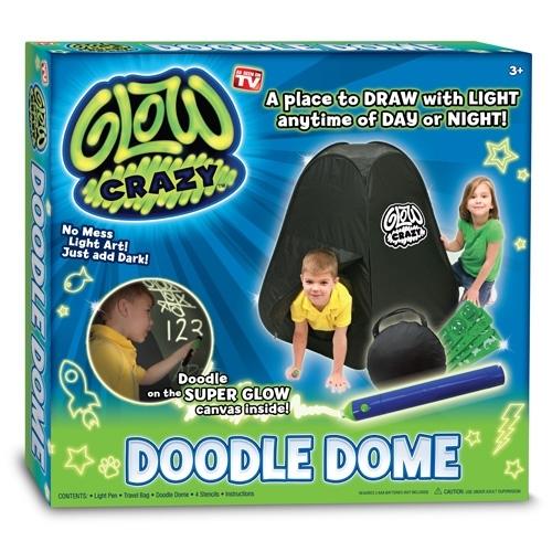 Glow Crazy Doodle Dome · Larger Photo ...  sc 1 st  StuffedAnimals.com & Glow Crazy Doodle Dome