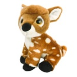 "7"" Wild Republic Wild Watch Fawn Deer"
