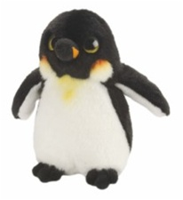 "7"" Wild Republic Wild Watch Penguin Emporer"