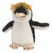 "7"" Wild Republic Wild Watch Penguin Rockhopper"