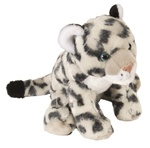 "8"" Wild Republic Cuddlekins-Mini Snow Leopard Baby"