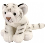 "8"" Wild Republic Cuddlekins-Mini Tiger White Baby"