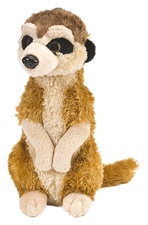 "8"" Wild Republic Cuddlekins-Mini Meerkat"
