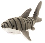 "10"" Wild Republic Cuddlekins-Mini Shark Tiger"