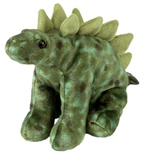 "8"" Wild Republic Cuddlekins-Mini Stegosaurus"