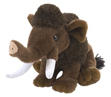 "8"" Wild Republic Cuddlekins-Mini Wolly Mammoth"
