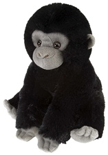"12"" Wild Republic Cuddlekins Gorilla Baby discontinued"