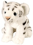 "12"" Wild Republic Cuddlekins Baby White Tiger"