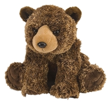 Wild Republic Brown Bear 12""