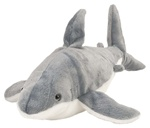 "15"" Wild Republic Cuddlekins Great White Shark"